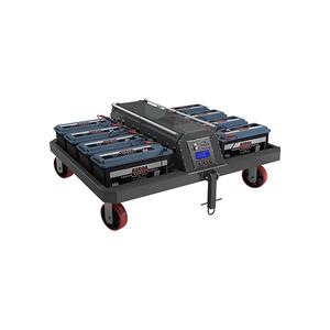 Тележка для хранения и подзарядки АКБ со встроенным зарядным устройством 05.Э.078.51.000-1