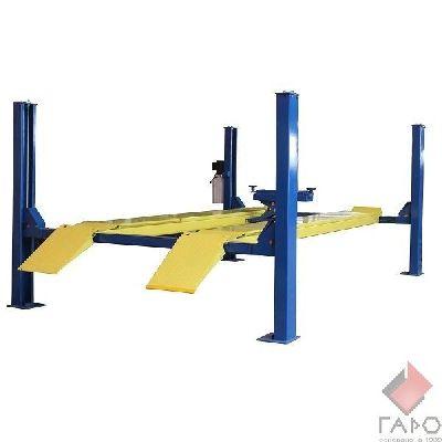 Подъемник четырехстоечный электрогидравлический TFA4500-3D