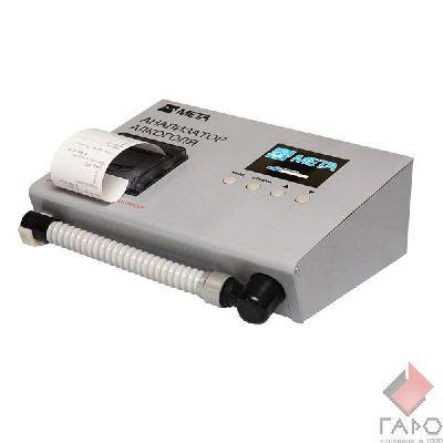 Анализатор алкоголя со встроенным принтером и клавиатурой АКПЭ-01-01М-01 (Мета)