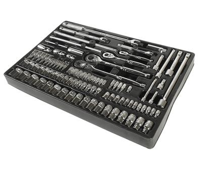 Набор инструментов для тележки инструментальной JTC-3931 (3-я секция) 94 предмета JTC-39313