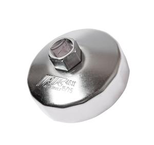 Съемник фильтров масляных 75мм 15-ти гранный чашка JTC-4611