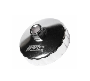 Съемник фильтров масляных 86мм 18-ти гранный французские авто чашка JTC-4670