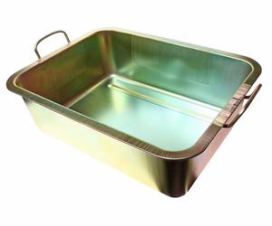 Емкость для слива масла 22л металлическая (ванна ) JTC-АМ48