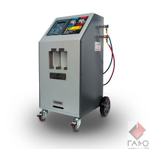 Установка для заправки автокондиционеров GrunBaum AC 3000N