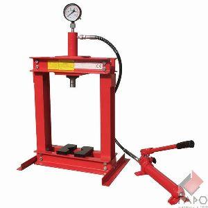 Пресс гаражный настольный на 10 тонн ZD-07101